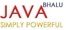 Java to Bhalu Logo